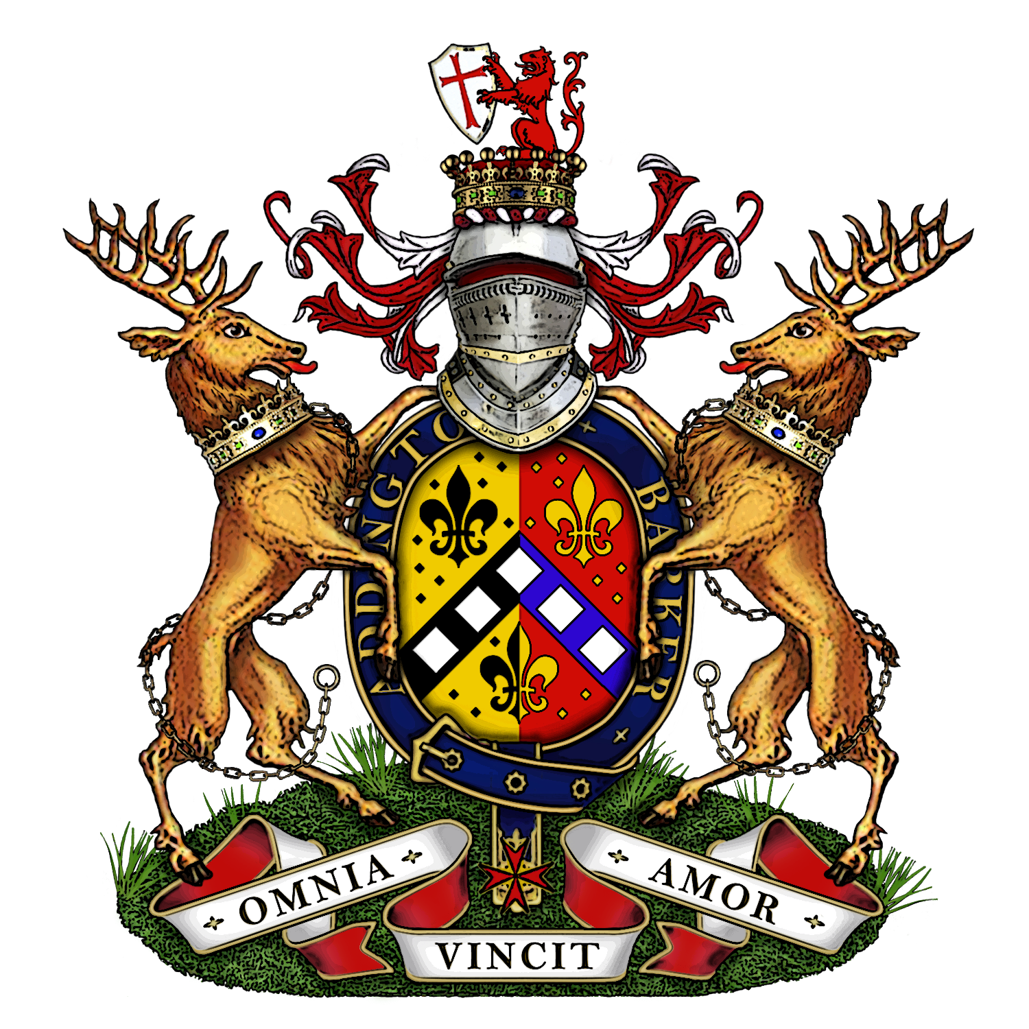 Png coat of arms. File addington barker family