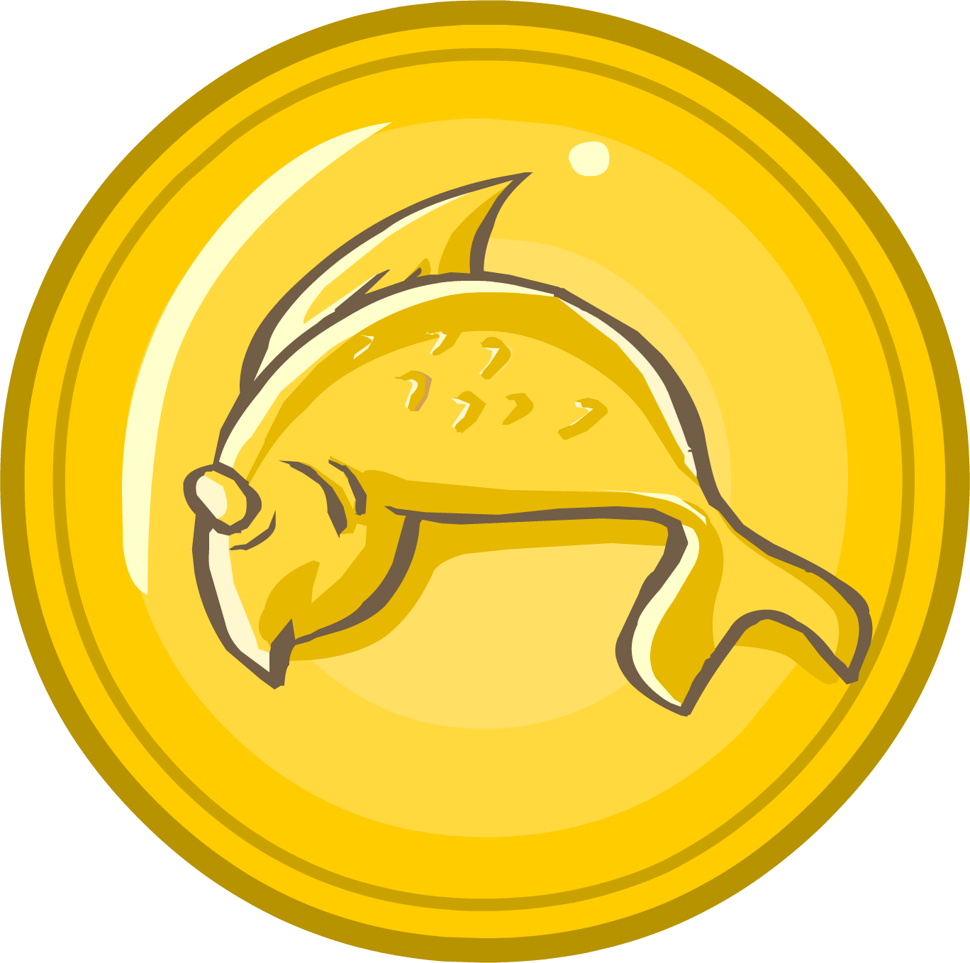 Png coin. Image puffle rescue club