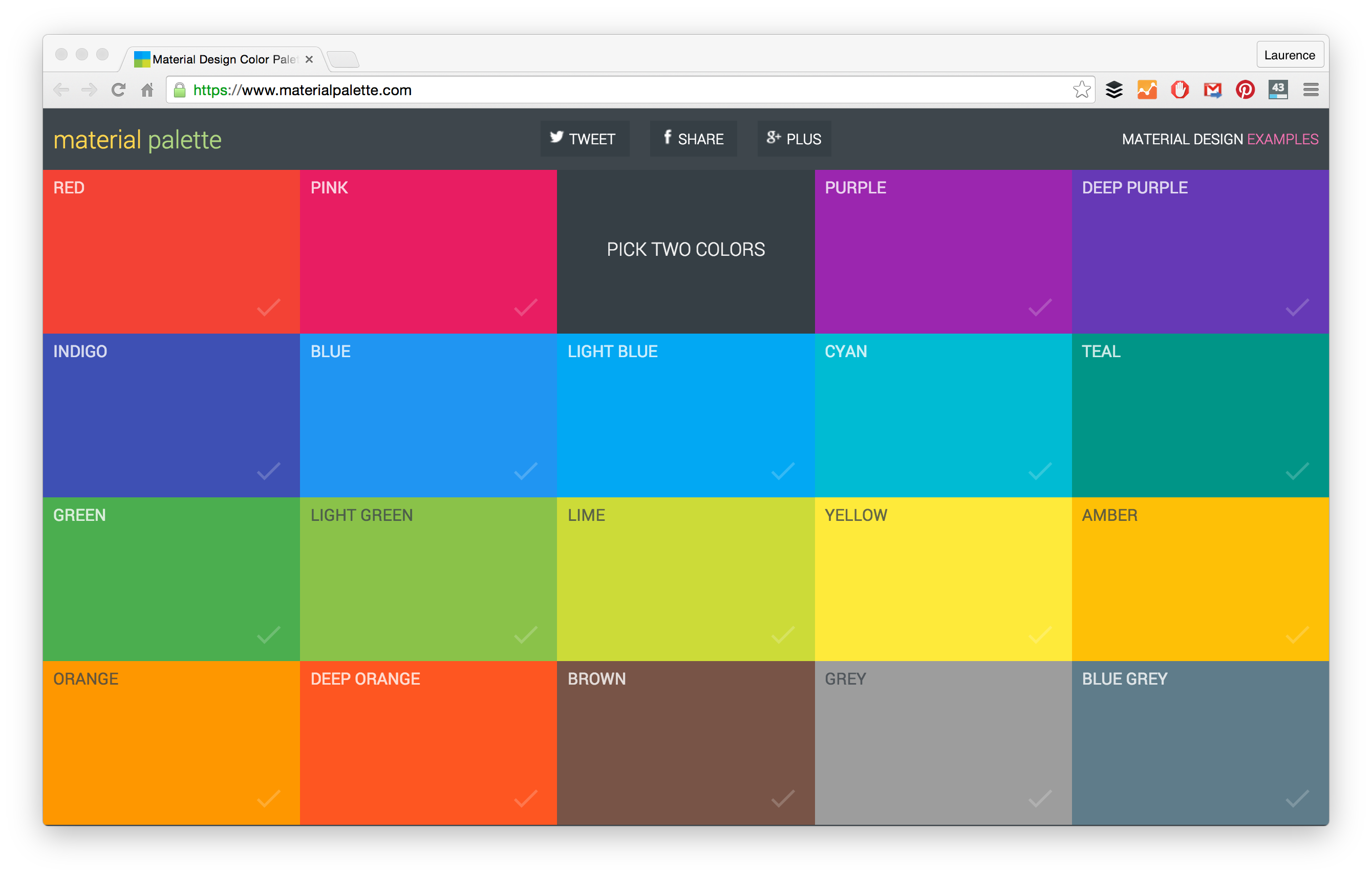 Png color codes. Palette tools for