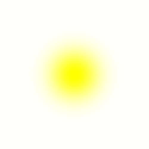 Yellow lights png. Glow effects f e