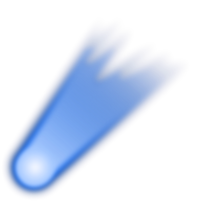 Png comet. Space html download pngtransparent