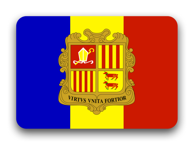 Png country code. Andorra and