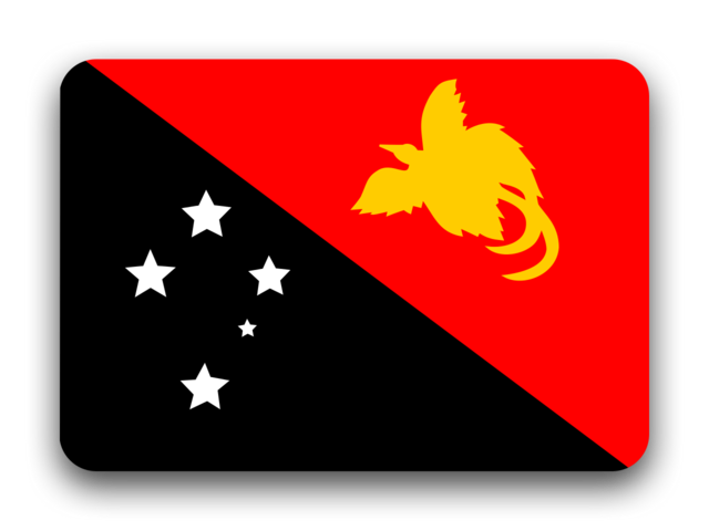 Png country code. Papua new guinea