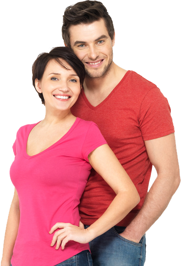 Png couple. Transparent images all download