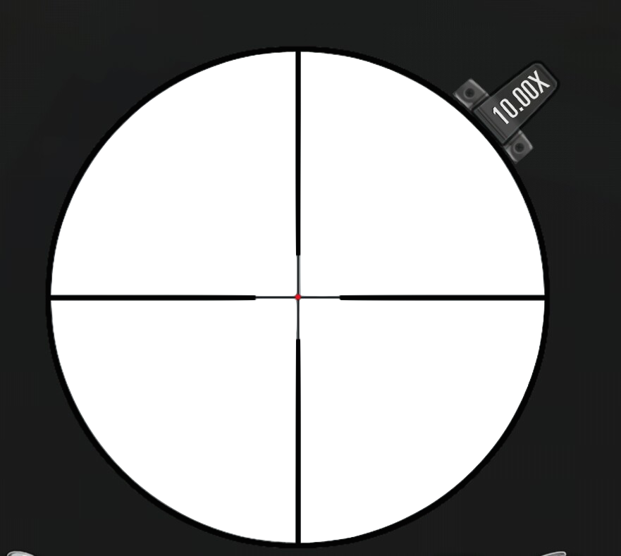 Png crosshairs. Image scope call of