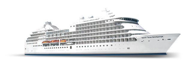 Png cruise ship. The most inclusive luxury