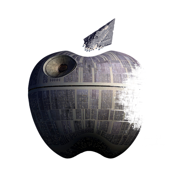 Png death star. Apple t shirt for