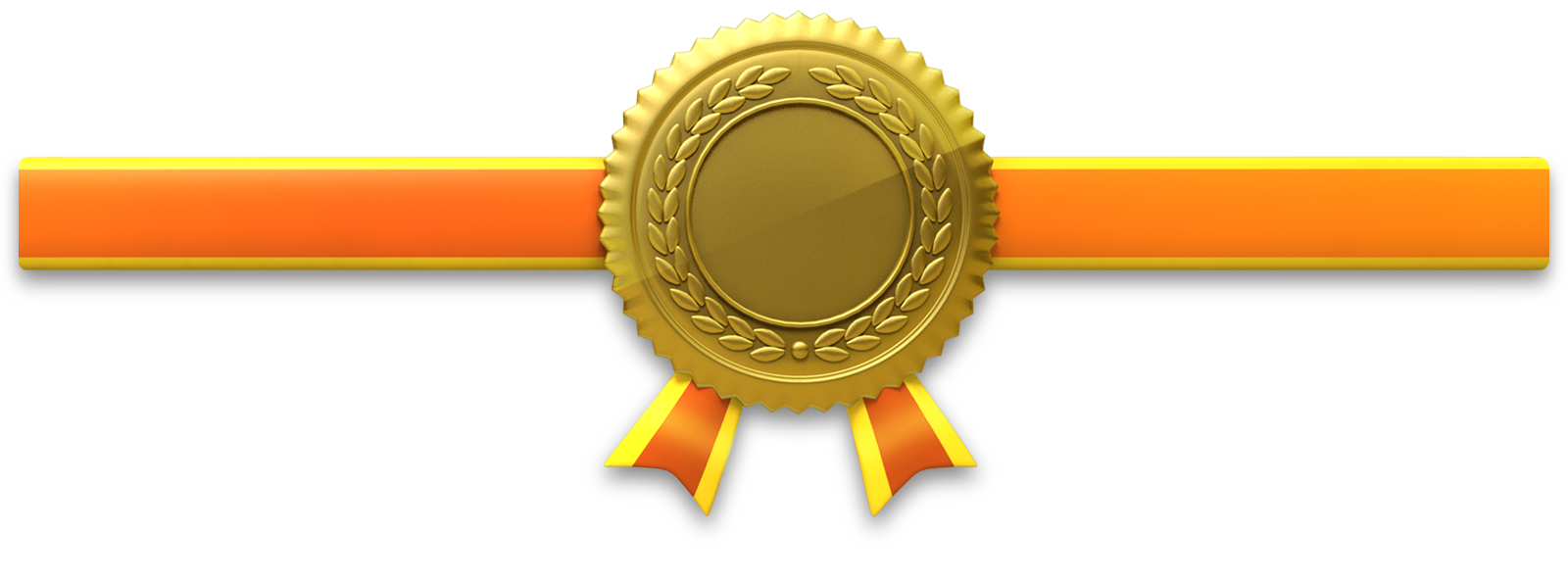 Ribbon clip art transprent. Certificate gold seal png picture transparent download