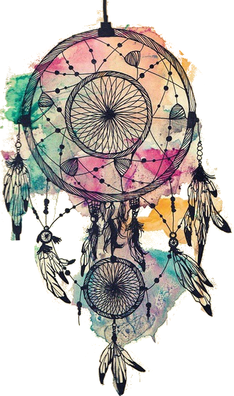 Drawing details dream catcher. Transparent google search diy