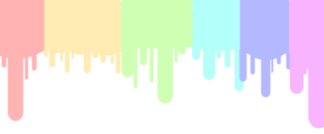 Png drip. Image rainbow background fan