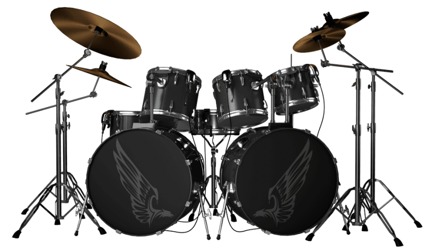 Png drums. Kit free images toppng