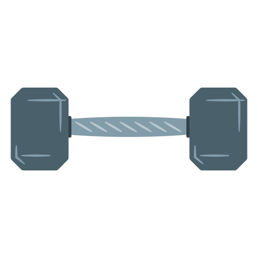 Weights svg barbell. Hex dumbbell icon transparent