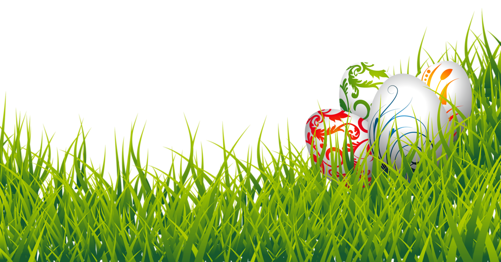 Vector grass png. Easter eggs and clipart