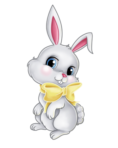 Png easter bunny. Clipart mart
