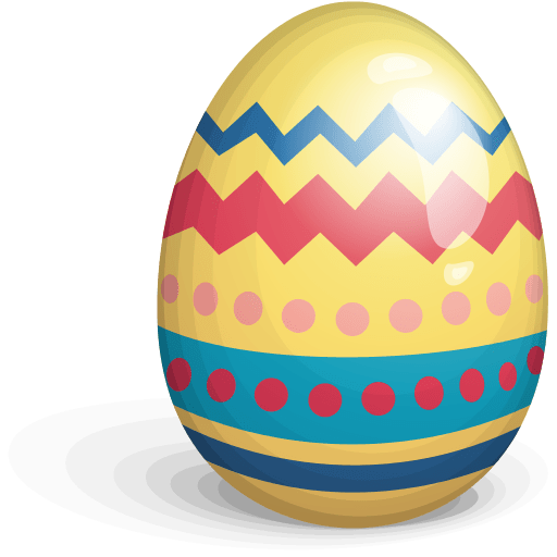 Png easter eggs. Egg yellow transparent stickpng
