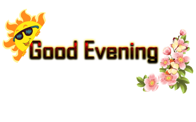 Png effect name. Good evening ready made