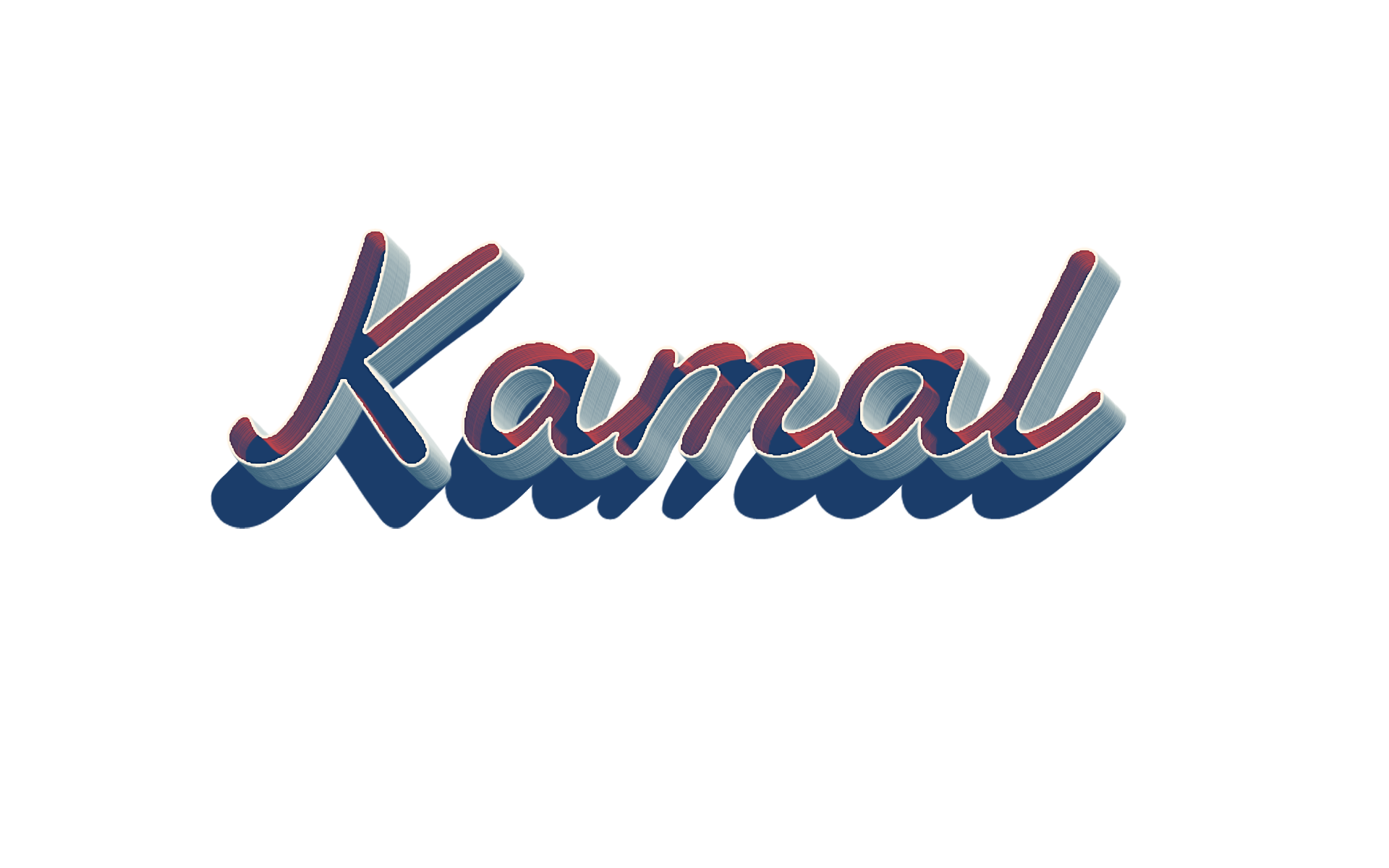 Png effect name. Kamal ready made logo