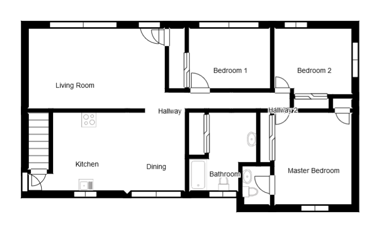 Now serving immoviewer com. Floor plans png png black and white