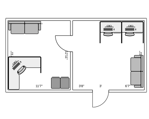 Networking drawing restaurant. Floor plan software lucidchart