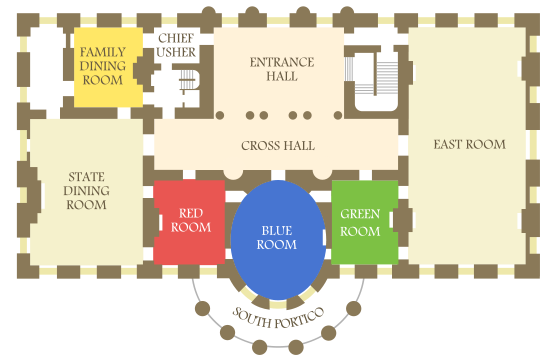 Png files for floor plans. File white house state