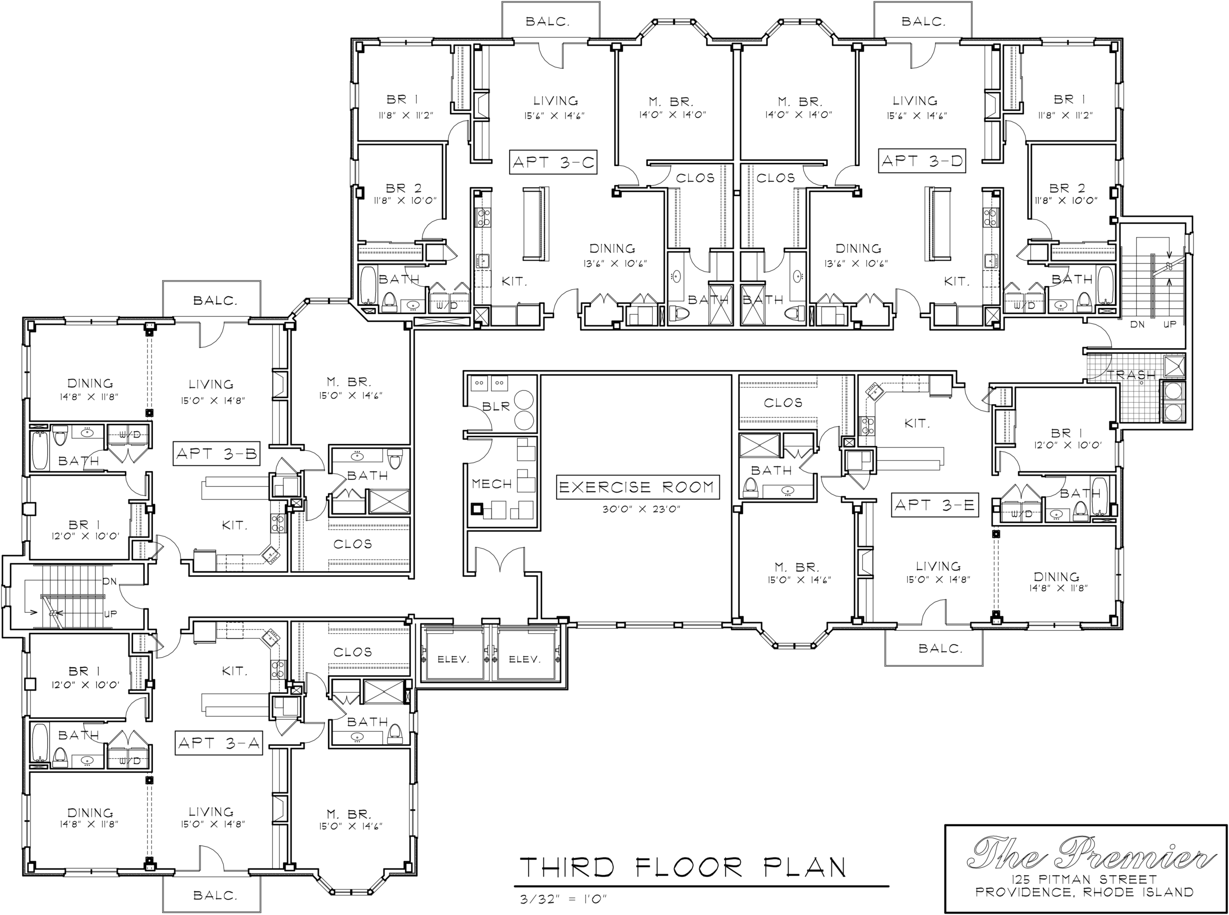 Floorplans the premier apartments. Floor plans png clipart freeuse library