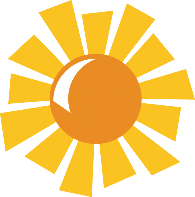 Svg free files cuts. Summer sun png svg library
