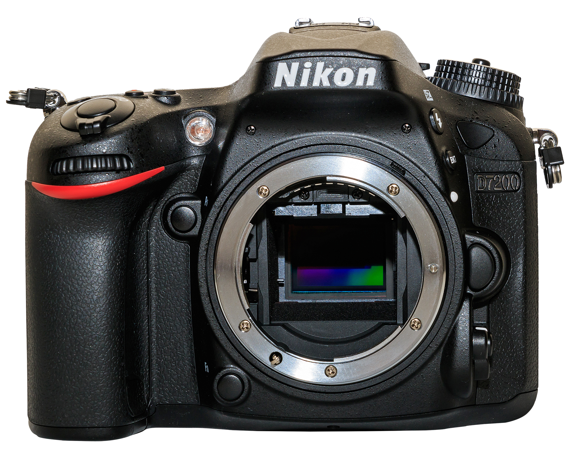 Png files with transparent background. File nikon d body