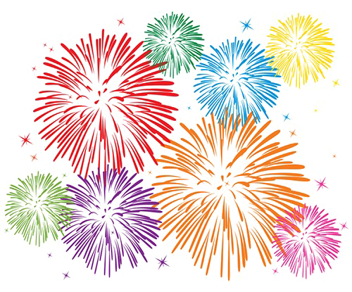New year photo peoplepng. Png fireworks vector download