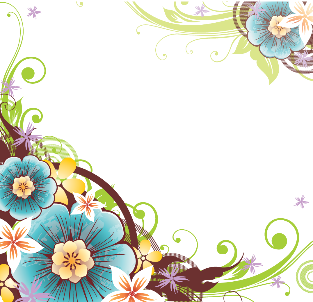 Marcos Vector Floral Transparent Png Clipart Free Download Ya