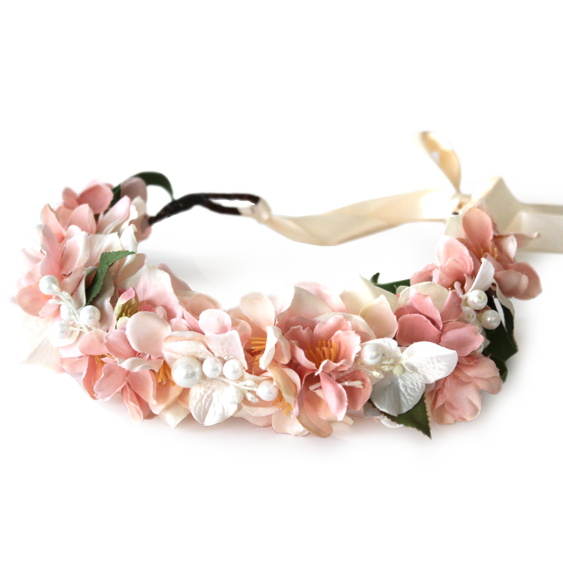 Flower headpiece png. The sophia marie free