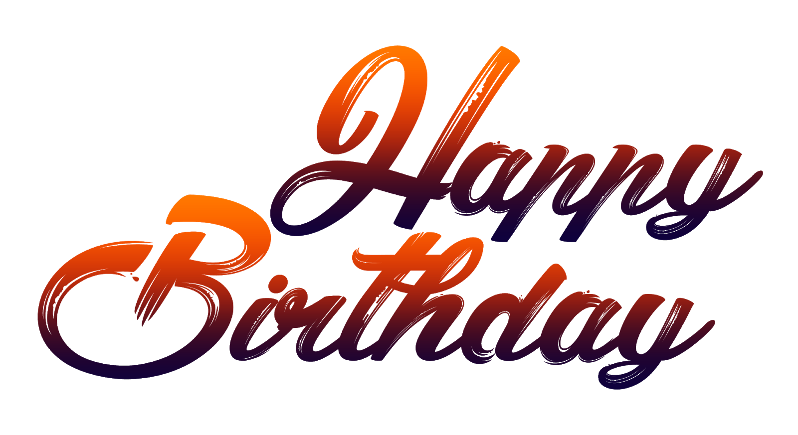 Png fonts download. New happy birthday free
