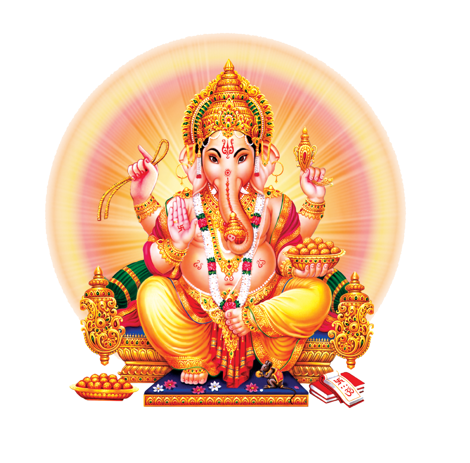 Png format wallpapers. Ganpati hd transparent images