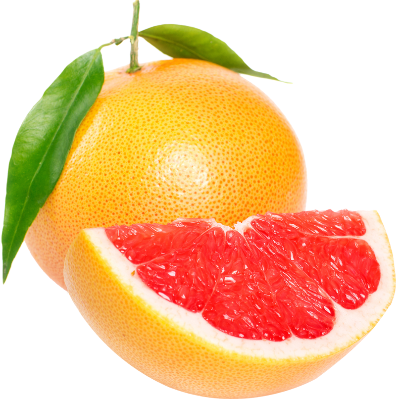 Fruits transparent pomelo. And nuts png images
