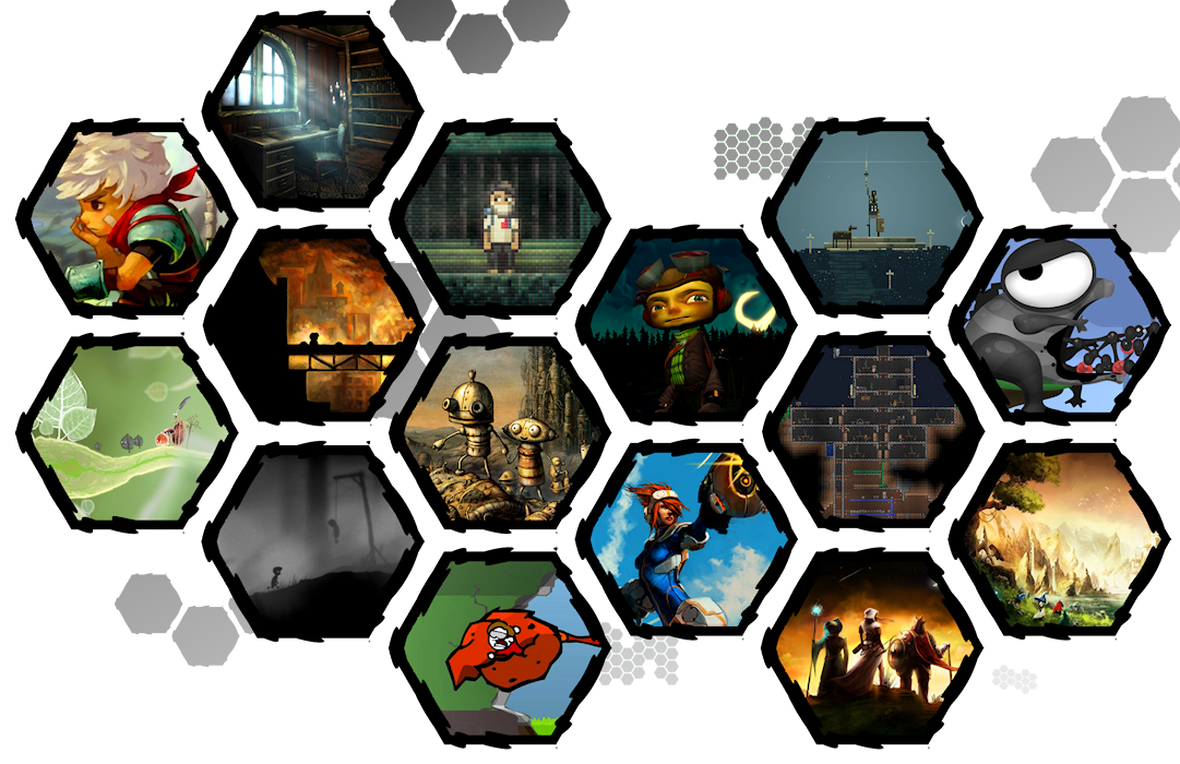 Png games. Indie icons by we