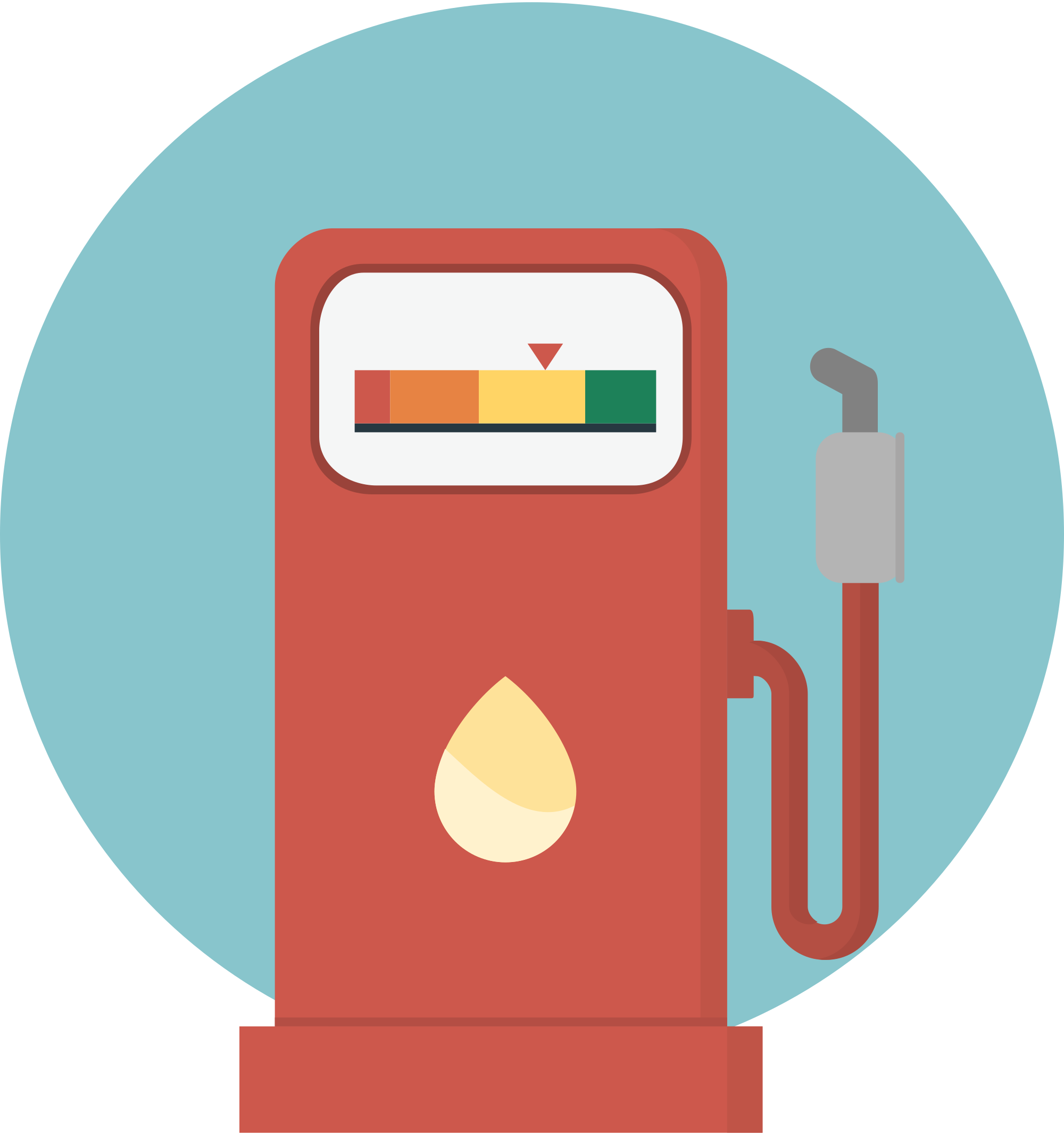 gas pump png