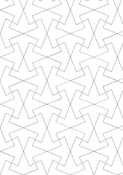 Png geometric pattern. Designs on graph paper