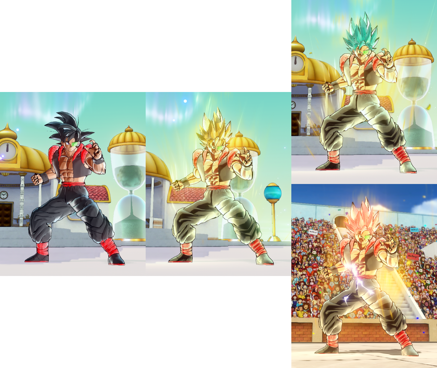 Png goku hair. Xv s transformable for