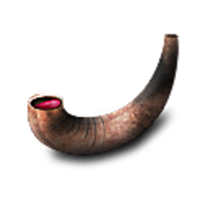 Png gold icon shofar horn. Cup free images at