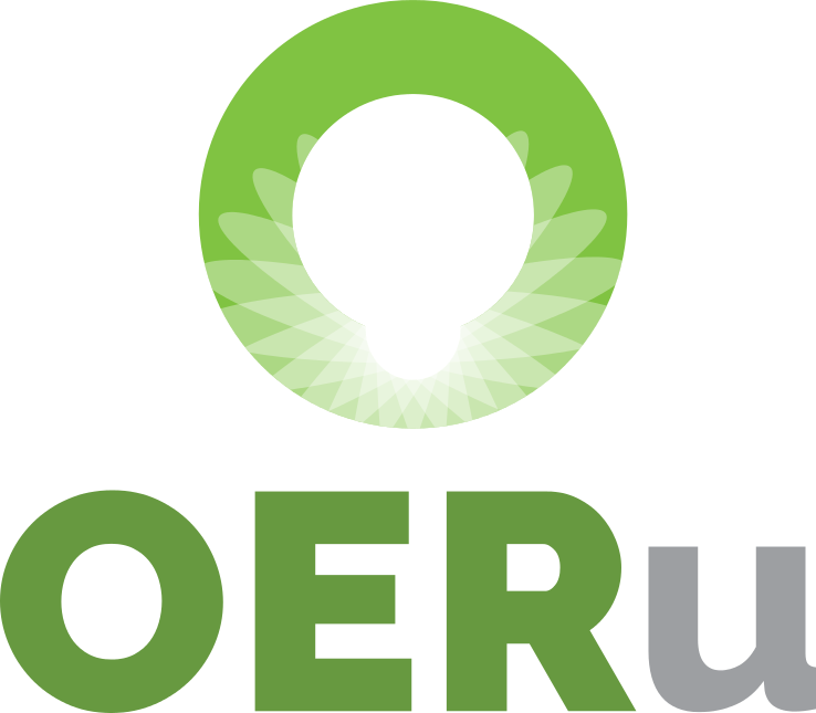 Vertical vector green corporate background. Oeru branding collateral other