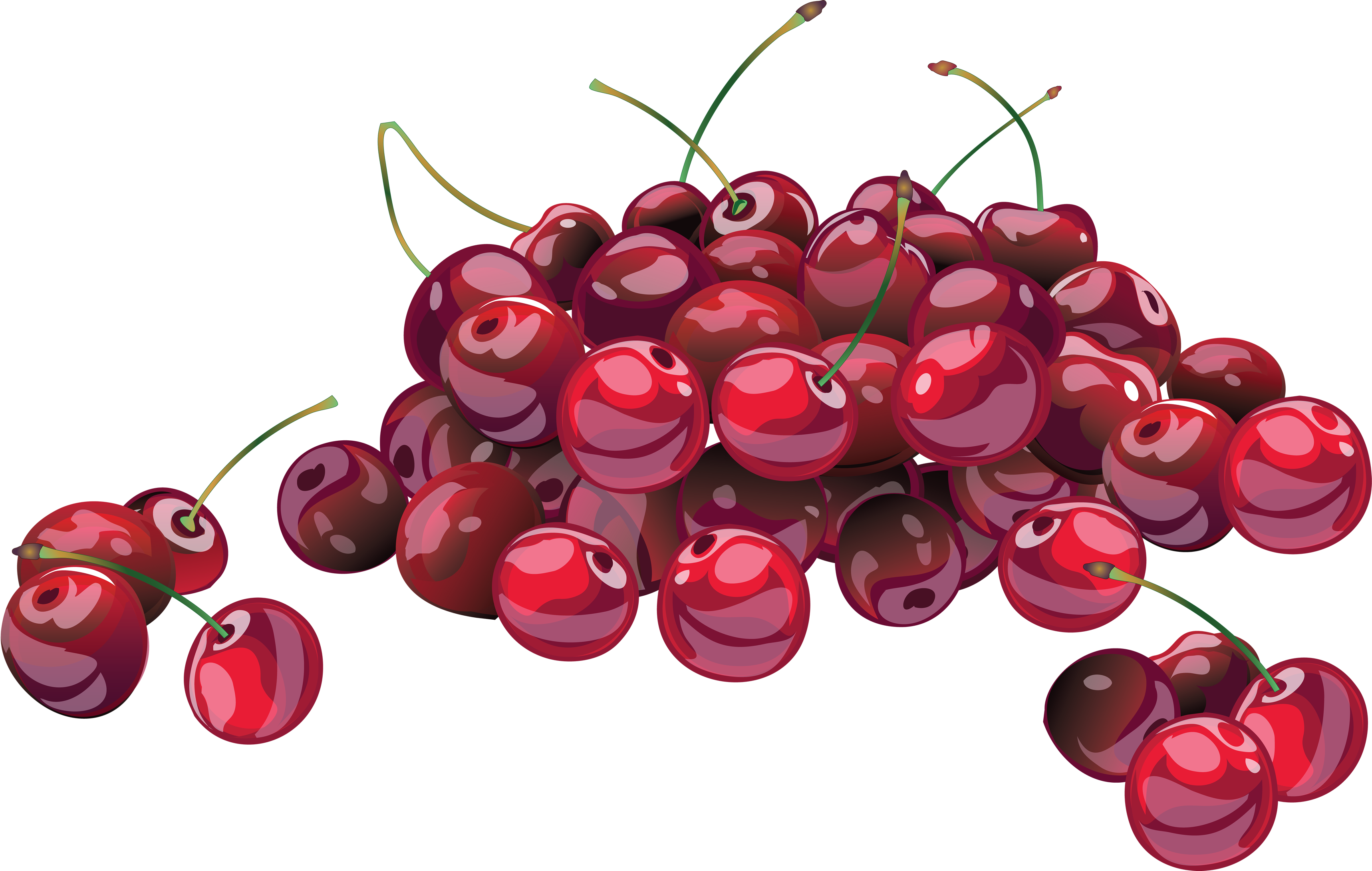 red berry png