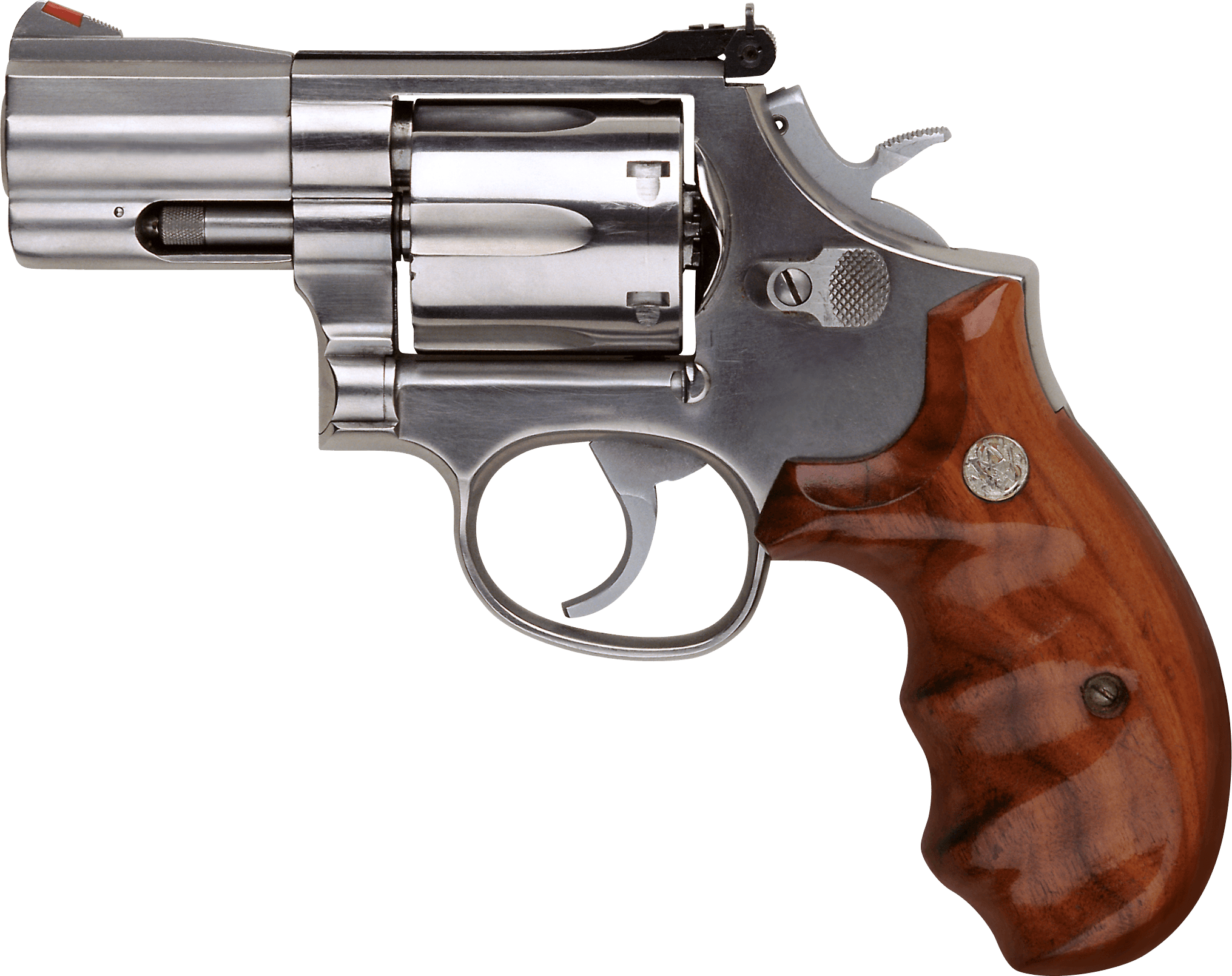 Transparent guns revolver. Png images stickpng small