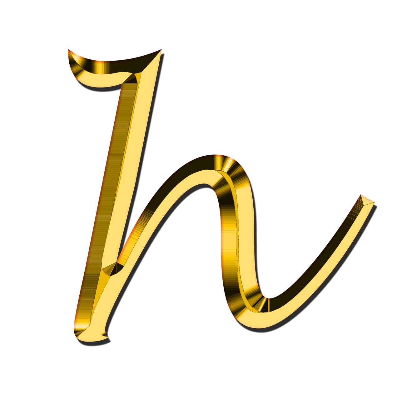 Png h download. Small letter transparent stickpng