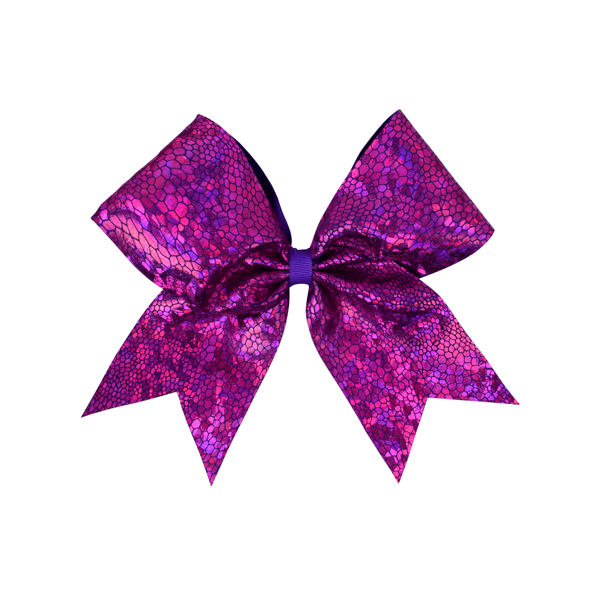 Png hair bow. Purple cracked ice i