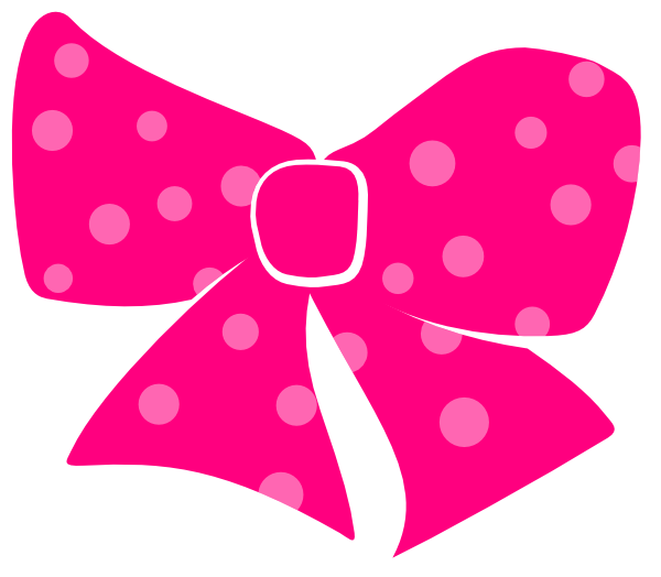 Png hair bow. Clip art at clker