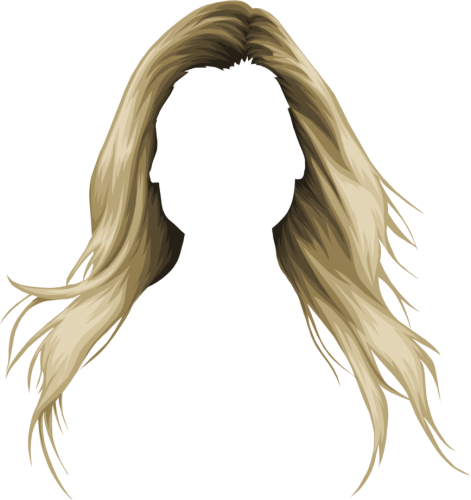 Png hair style. Thirty three isolated stock