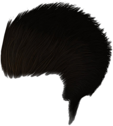 Png hair style. Dye transparent images pluspng
