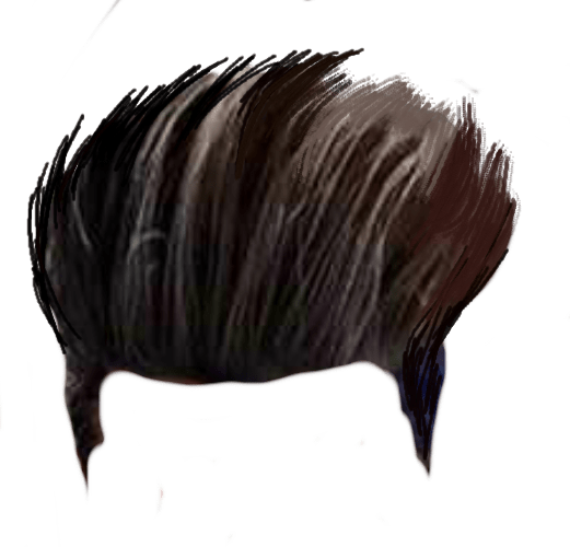 9 Png Hair Styles For Free Download On Ya Webdesign