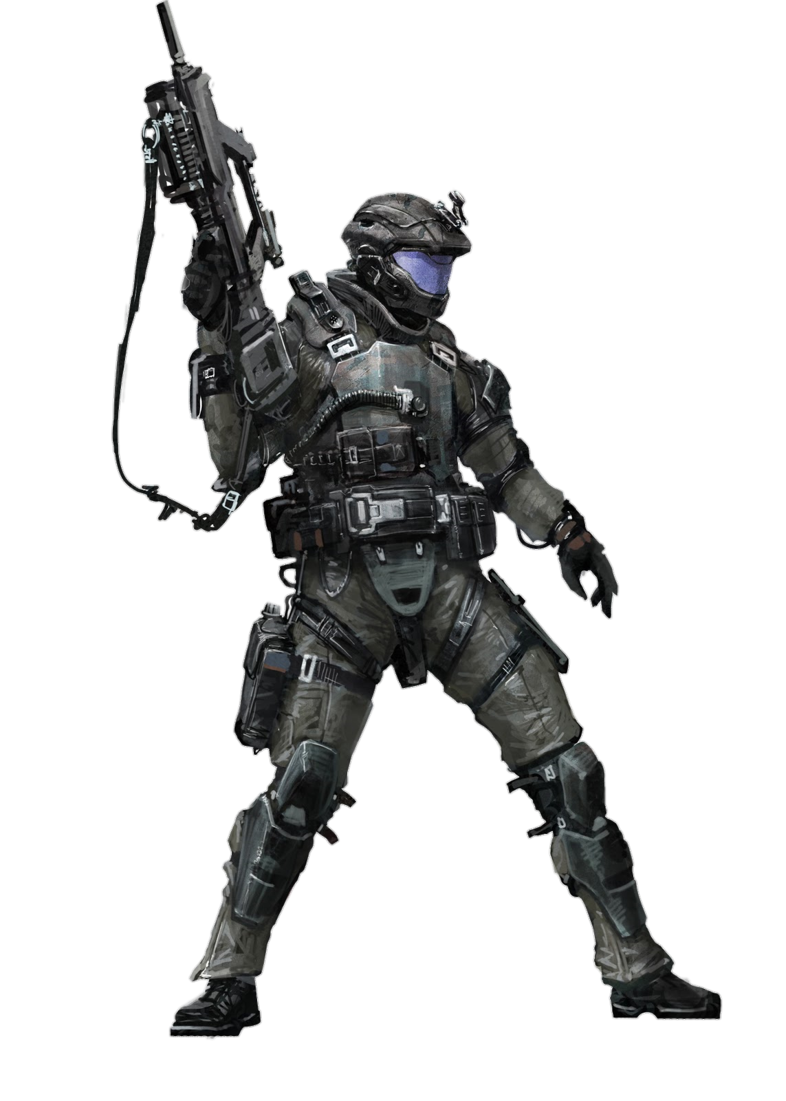Png halo. Image odst urban fanon