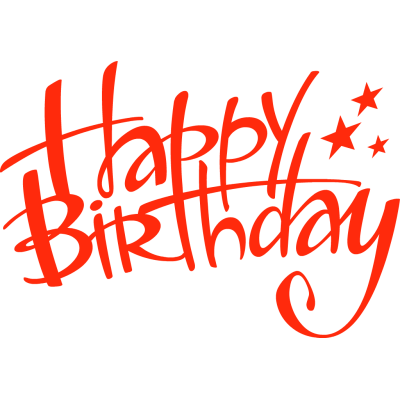 Birthdays transparent images page. Png happy birthday graphic