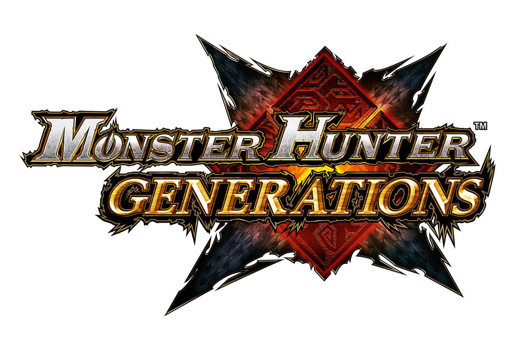 Monster hunter logo png. Image generations nintendo fandom